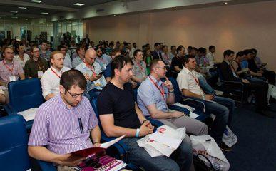 RTM Group на мероприятии в Омске