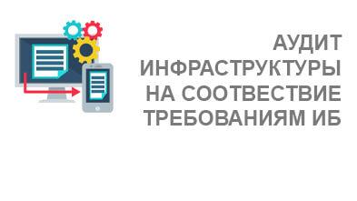 Аудит инфраструктуры на соответствие требованиям информационной безопасности