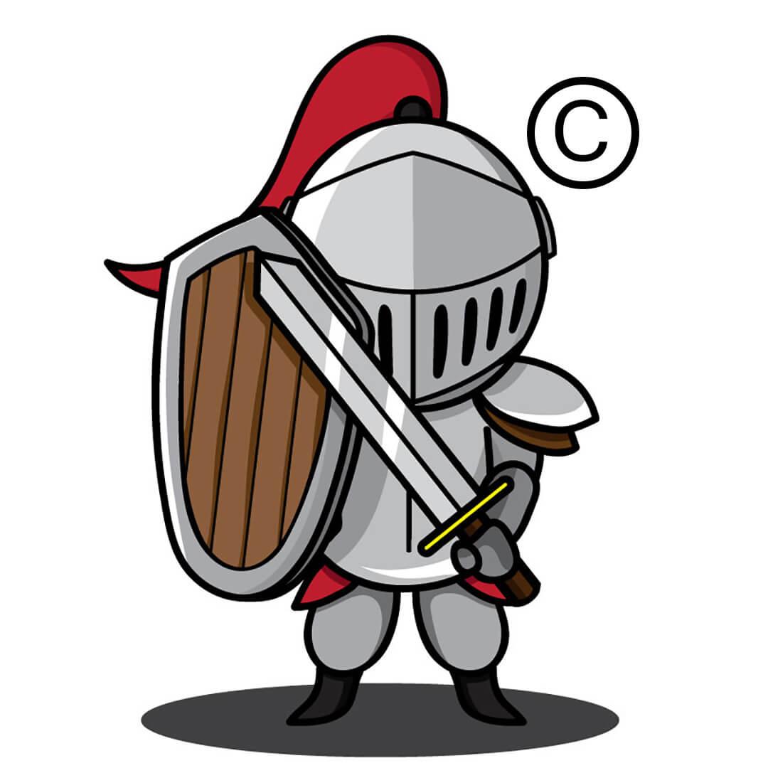 Защита авторских прав в суде