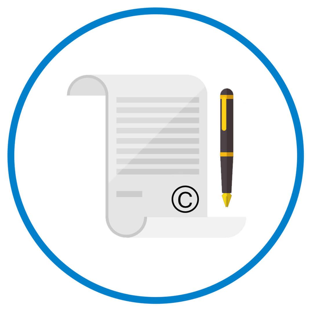 Разработка авторского договора