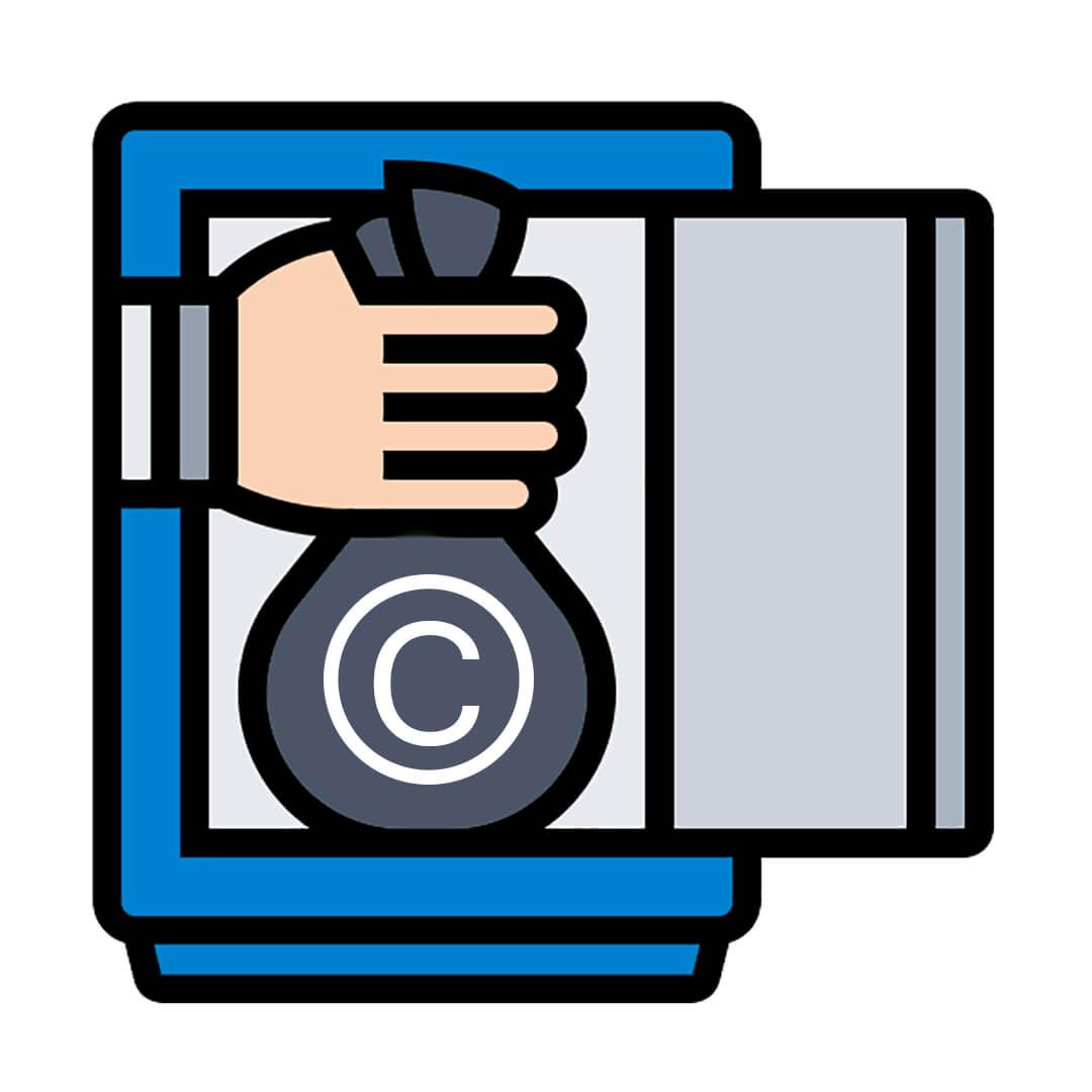 Депонирование авторских прав