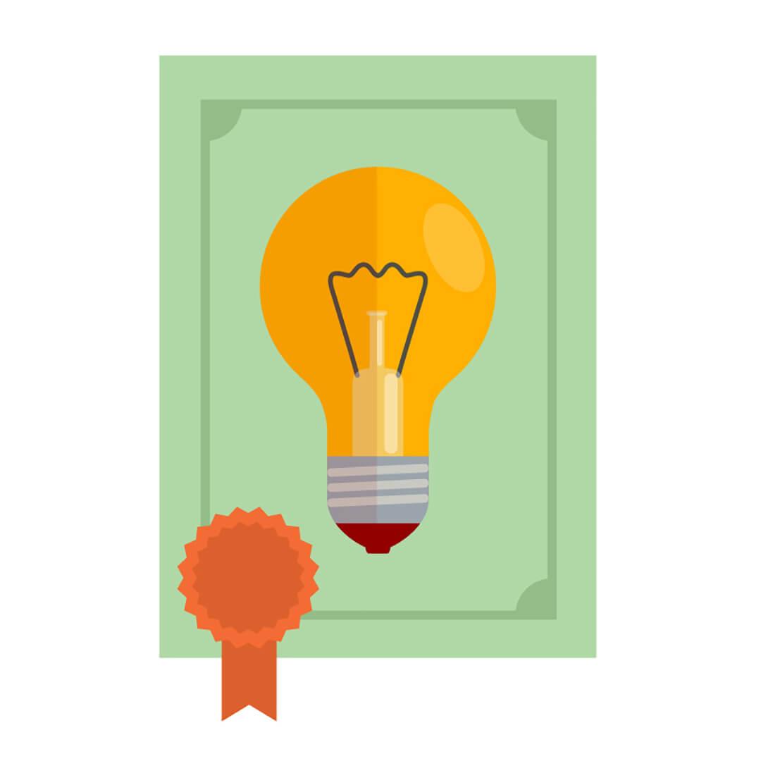 Подготовка идеи к патентованию