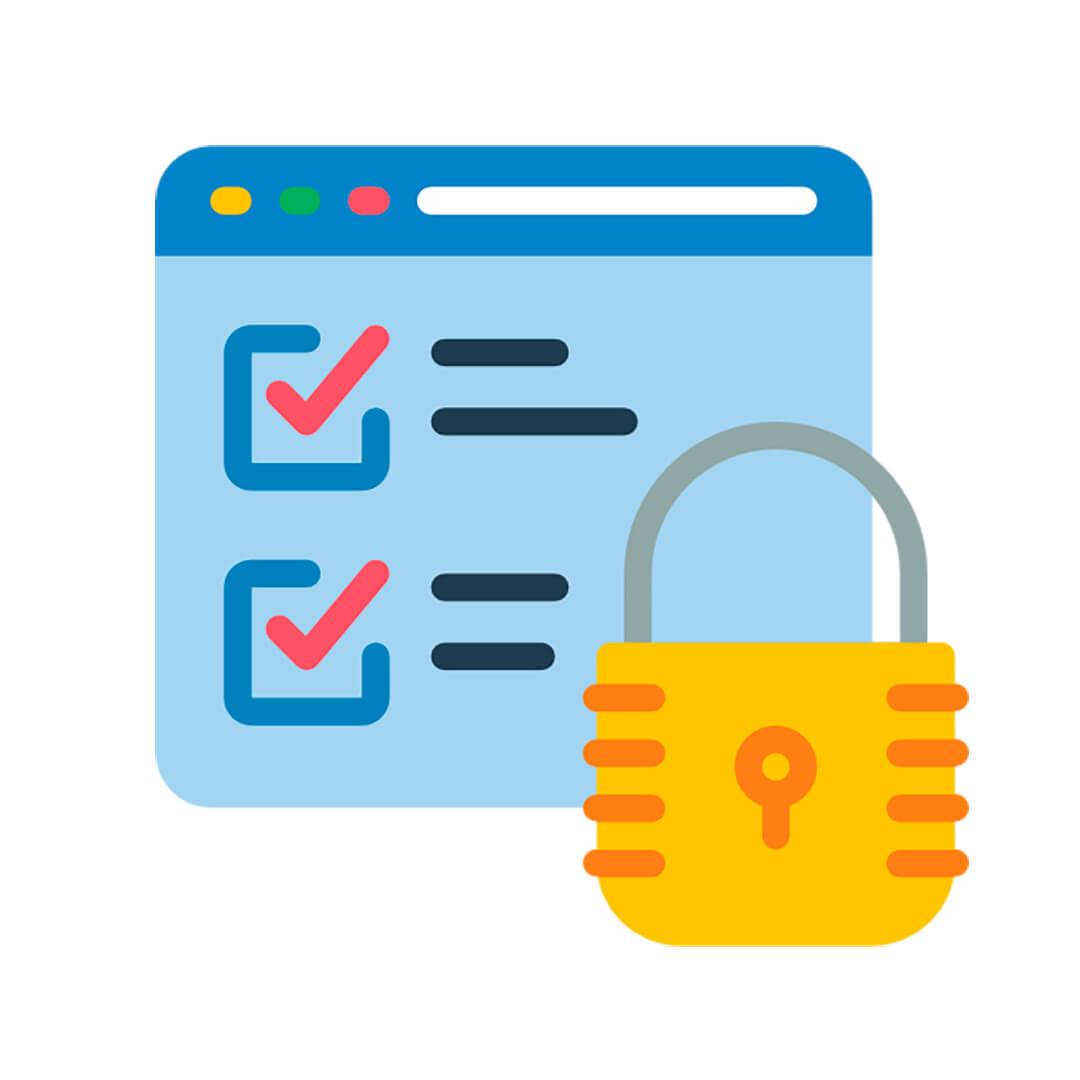 Заказать политику конфиденциальности