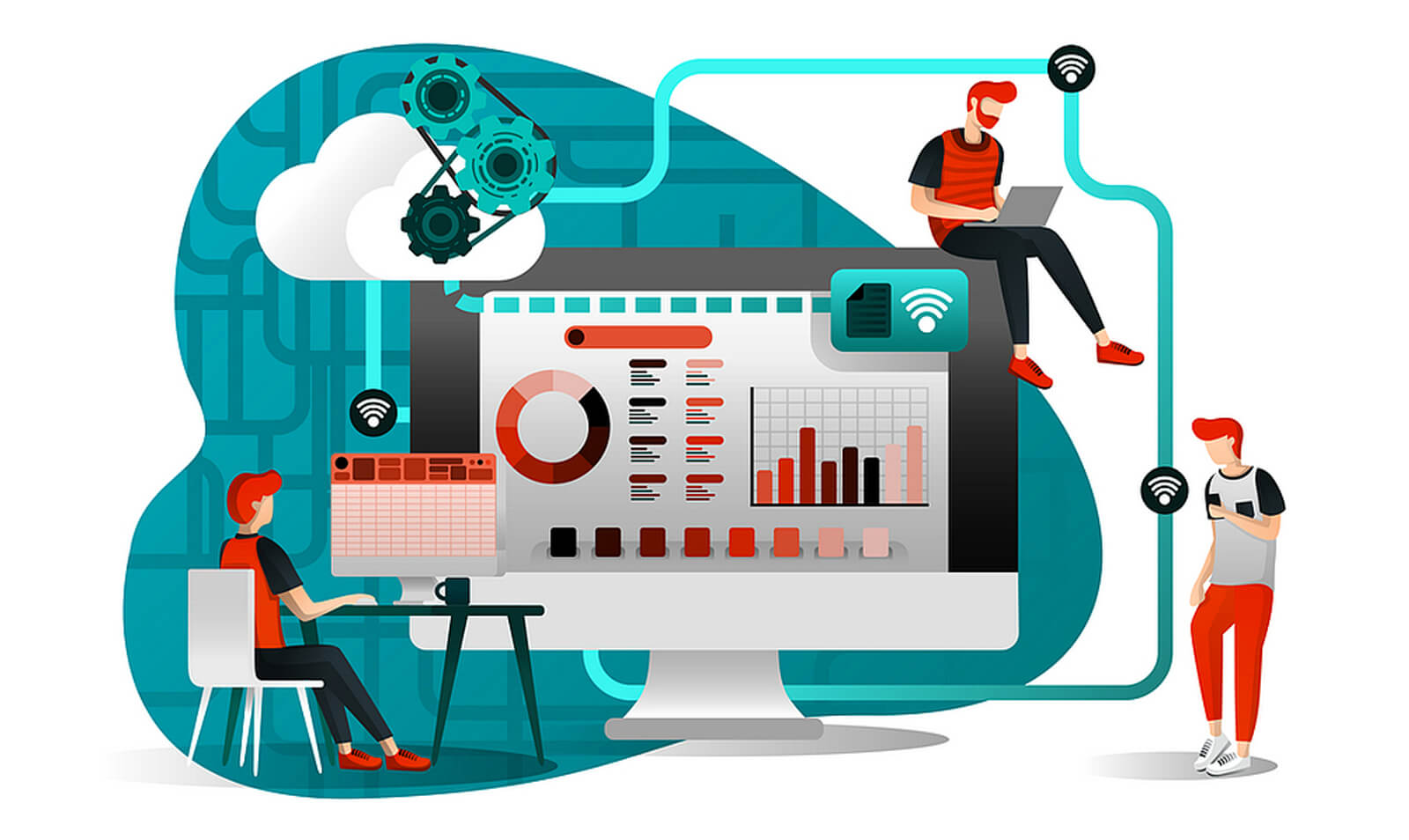 Как пандемия повлияла на проникновение цифровых технологий в повседневную жизнь и бизнес. Комментарий эксперта RTM Group.