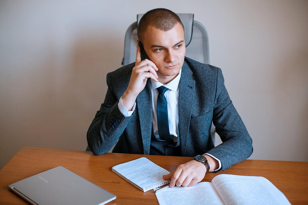 Специалист по ИБ Гончаров Андрей